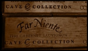 1998 Far Niente Cave Collection Napa Cabernet: Blend and Tasting Notes