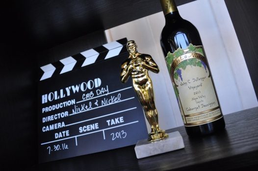 A Red-Carpet Day for Napa Valley Cabernet