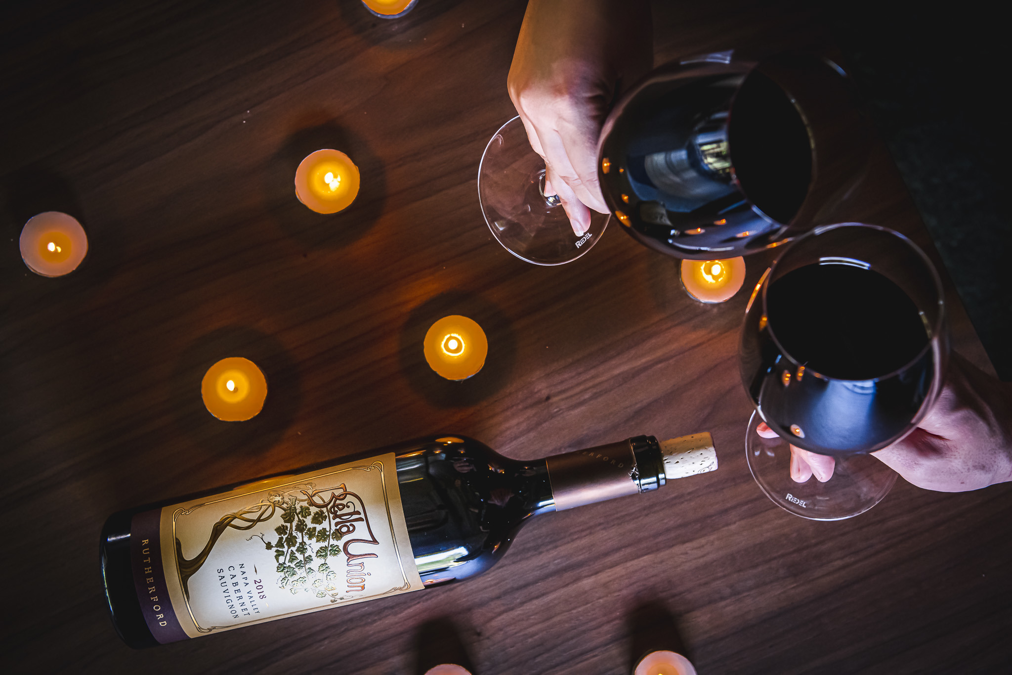 Experience Bella Union's Newest Masterpiece: Our First Rutherford Cabernet