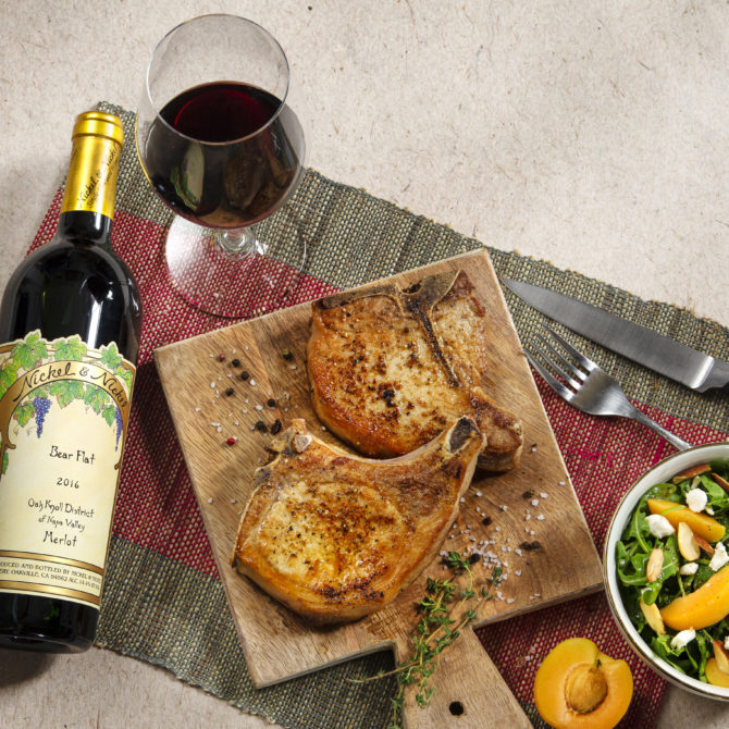 One of the Best Grilling Wines & a Throwback Recipe