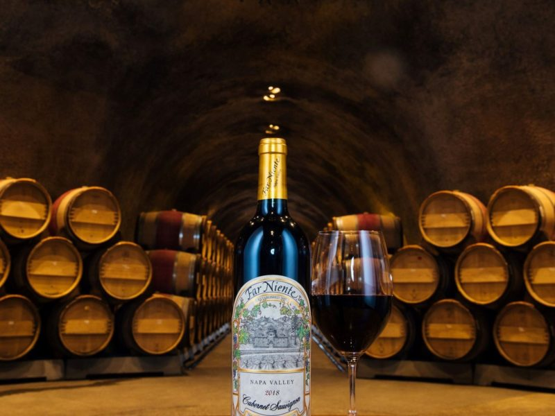 Our New Napa Cabernet is Our Finest Napa Valley Expression!