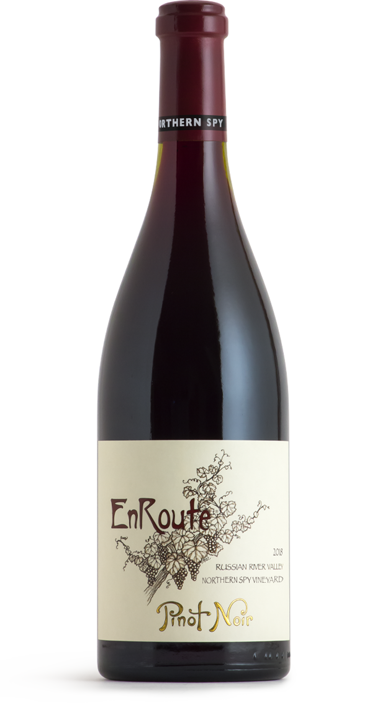 2018 EnRoute Northern Spy Vineyard Pinot Noir