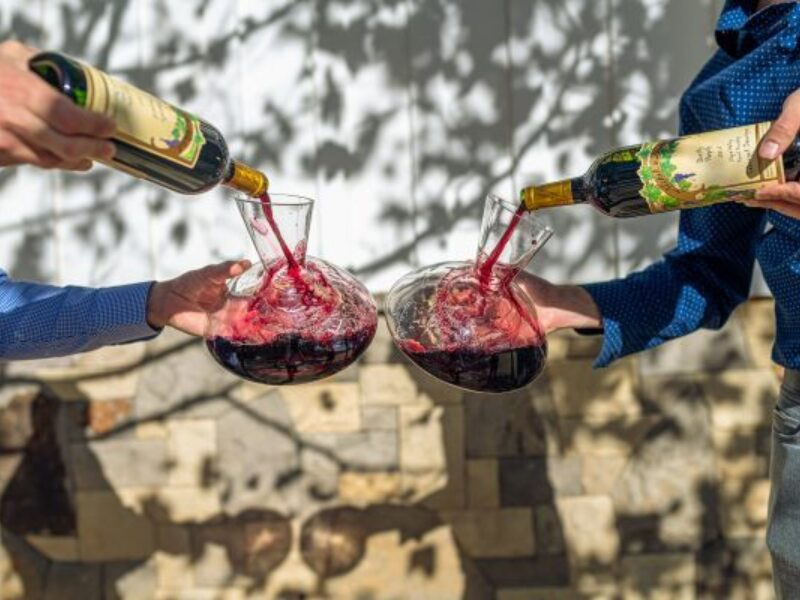 Great Grilling Wines for At-Home Hosting